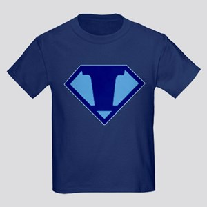 Super Hero Letter I T-Shirt