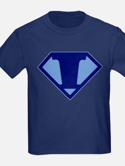 Super Hero Letter I T-Shirt
