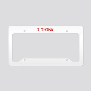 checkmate License Plate Holder