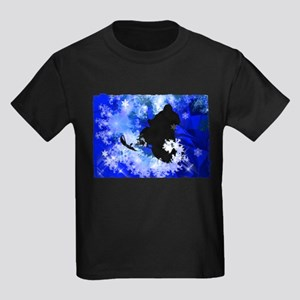 Snowmobiling in the Avalanche Edges (2) T-Shirt