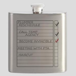INVINCIBLEGOOD1 Flask