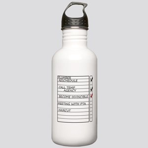 INVINCIBLEGOOD1 Stainless Water Bottle 1.0L