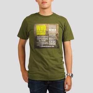 Watchmen Organic Men's T-Shirt (dark)