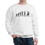 Clown Evolution Sweatshirt