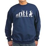 Clown Evolution Sweatshirt (dark)