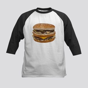 big cheeseburger Baseball Jersey