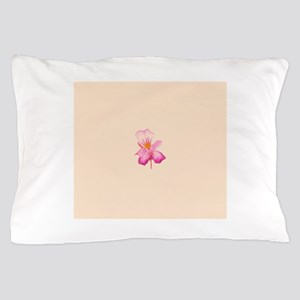 Flower Viola from Mississippi for Tina Pillow Case