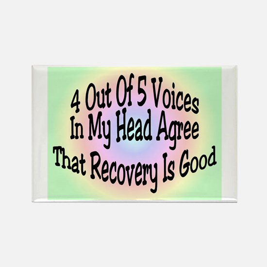 4 Out Of 5 Voices Magnets