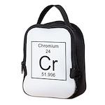 24. Chromium Neoprene Lunch Bag
