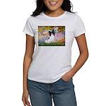 Garden & Papillon Women's T-Shirt