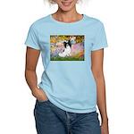 Garden & Papillon Women's Light T-Shirt