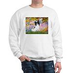 Garden & Papillon Sweatshirt