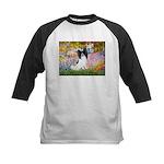 Garden & Papillon Kids Baseball Jersey