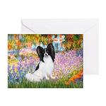 Garden & Papillon Greeting Cards (Pk of 10)