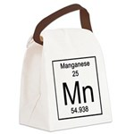 25. Manganese Canvas Lunch Bag