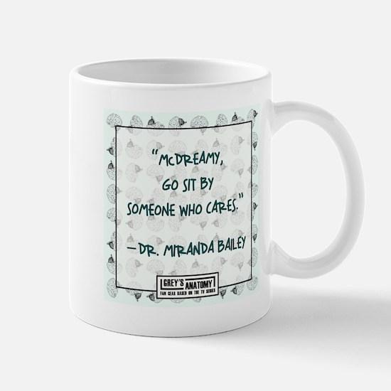 GO SIT BY... Mug