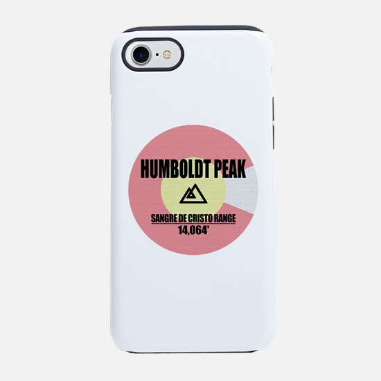 Humboldt Peak iPhone 7 Tough Case
