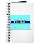 True Blue Colorado LIBERAL Journal