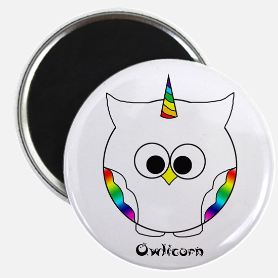 The Owlicorn Magnets