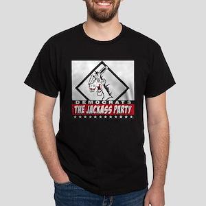 Jackass Dem's Dark T-Shirt