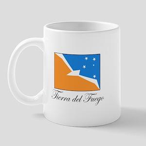 Tierra del Fuego - Flag Mug