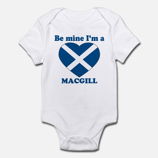 MacGill, Valentine's Day   Infant Bodysuit