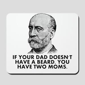 Two Moms Mousepad