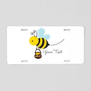 Honey Bee, Honeybee, Carrying Honey; Kid's Aluminu