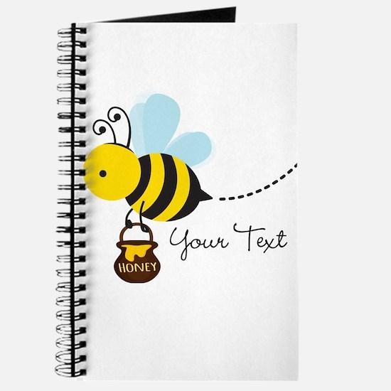 Honey Bee, Honeybee, Carrying Honey; Kid's Journal