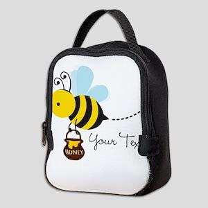 Honey Bee, Honeybee, Carrying Honey; Kid's Neopren