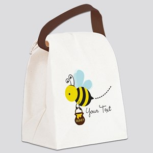 Honey Bee, Honeybee, Carrying Honey; Kid's Canvas