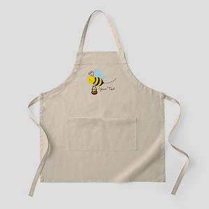 Honey Bee, Honeybee, Carrying Honey; Kid's Apron