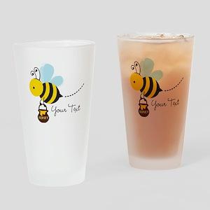 Honey Bee, Honeybee, Carrying Honey; Kid's Drinkin