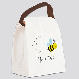 Cute Bee and Heart; honeybee; Personalized Kid's C