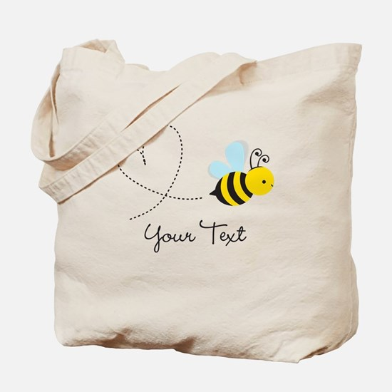 Cute Bee and Heart; honeybee; Personalized Kid's T
