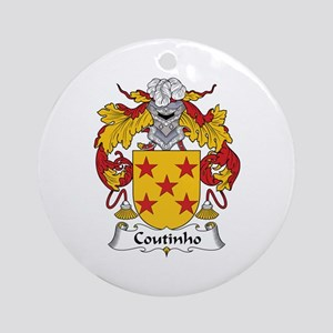 Coutinho Ornament (Round)