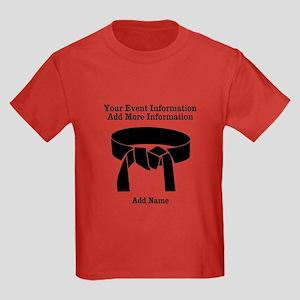 Martial Artist Kids Dark T-Shirt