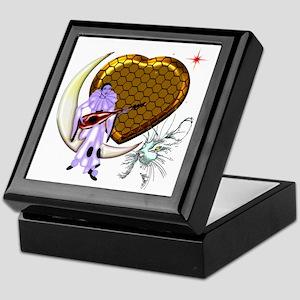 Happy Valentine's by Bluesax Keepsake Box