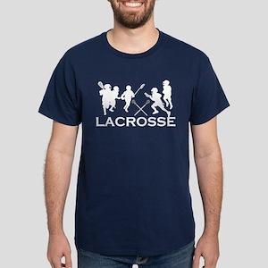 LACROSSE TEAM - Dark T-Shirt
