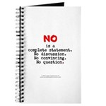 No, Complete Statement Lg.red - Journal