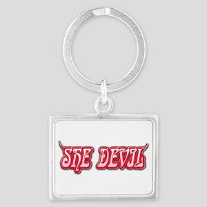 She Devil (W) Keychains