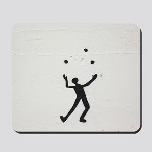 Juggler Mousepad