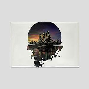 City Lights Magnets