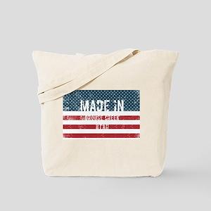Made in Grouse Creek, Utah Tote Bag
