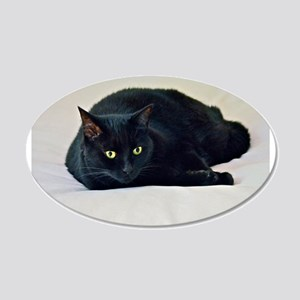 Black Cat! Wall Decal