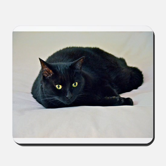 Black Cat! Mousepad