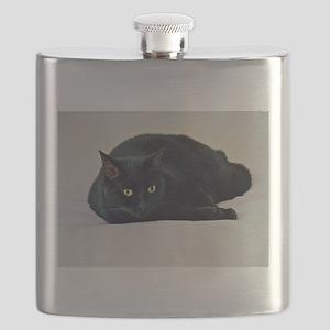 Black Cat! Flask