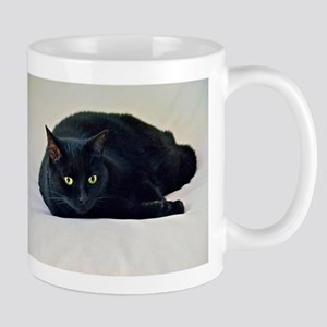 Black Cat! Mugs