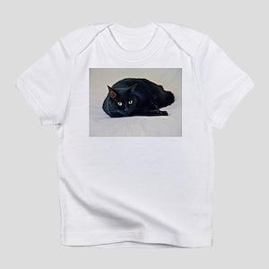 Black Cat! Infant T-Shirt