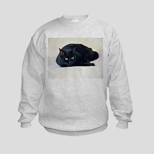 Black Cat! Sweatshirt